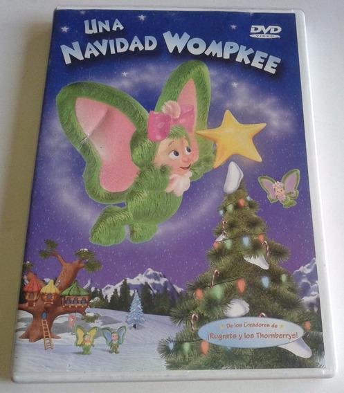 Una Navidad Wompkee Pelicula Dvd Rara Unica Edicion 2003