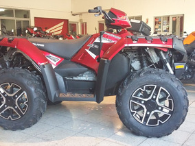 Cuatriciclo Polaris Sportsman Sp 850 Eps 4x4 2016 0 Km