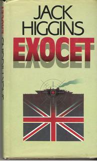 Exocet De Jack Higgins Malvinas Misil Guerra Espionaje