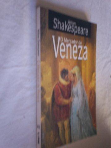 Livro - Shakespeare - Veneza - Literatura Estrangeira