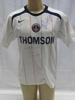 Camisa De Futebol Paris Saint-germain Psg 2005-06 - Nike Ff
