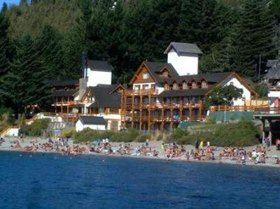 Cabañas Bariloche Costa Del Lago Hosteria Del Lago 6 Cuotas