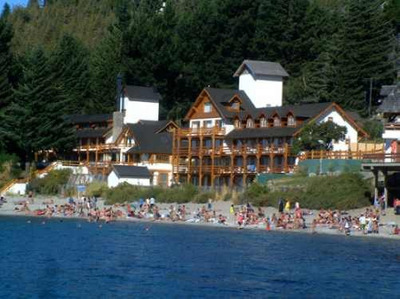 Cabañas Bariloche Apart Del Lago 4 Pax Financiacion