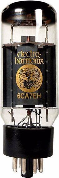 Válvula Eletro Harmonix 6ca7 / El34 (par Casado)