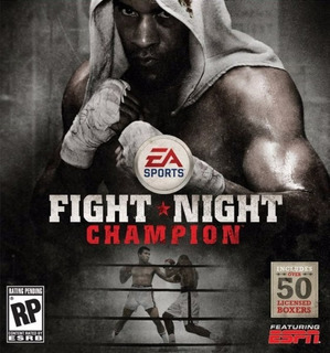 Fight Night Champion +regalo Jetpack Juego Ps3 Original