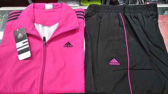 Chaquetas Mujer Adidas Fucsia Ropa Deportiva en Mercado