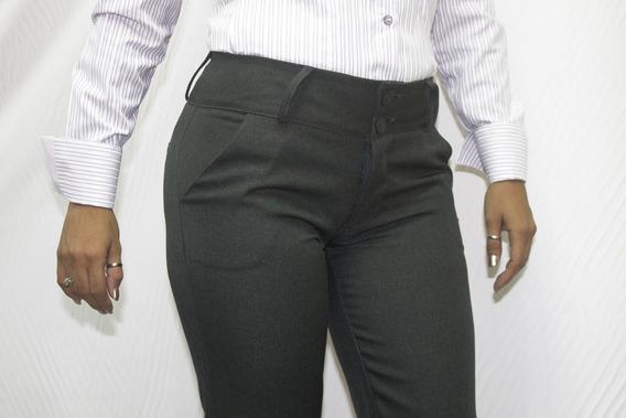 Pantalón Ejecutivo Gabardina Dama
