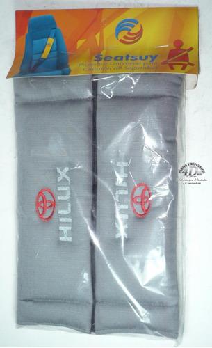 Bandana Funda Cinturon  Seguridad Toyota Hilux Flete Gratis
