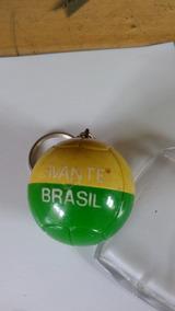 Copa Do Mundo Chaveiro Avante Brasil Década De 80? 4 Fotos