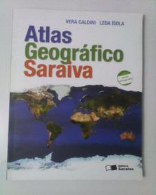 Atlas Geográfico Saraiva - Conforme Nova Ortografia - 3ª Ed