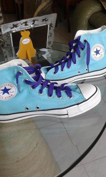 Vendo Zapatos Tipo Botines Converse Original Nuevos Talla 38