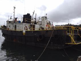 Barco Supply Apoio Carga Transporte Mergulho - 22m