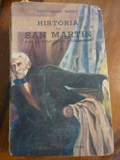 Historia De San Martín Bartolomé Mitre 1950