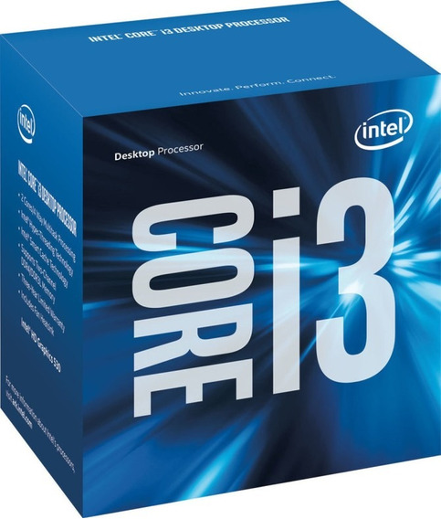 Micro Procesador Intel Core I3 6100 3.7ghz Pc 1151 Skylake