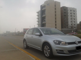 Precioso Vw Golf 7 2015 Comfortline Manual, Factura Original
