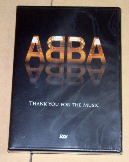 Abba - Thank You For The Music Dvd - E