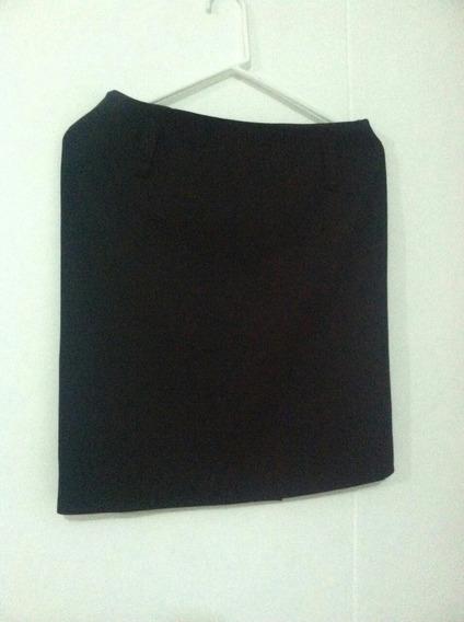 Falda Negra De Dama