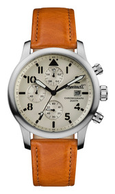 Reloj Ingersoll I01501 The Hatton Cuarzo Cronó Colecc 1892