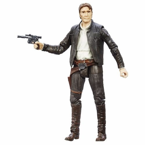 Star Wars The Black Series Han Solo