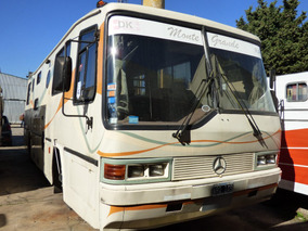 Motorhome Mercedes Benz 162o Turbo (motor Trasero)
