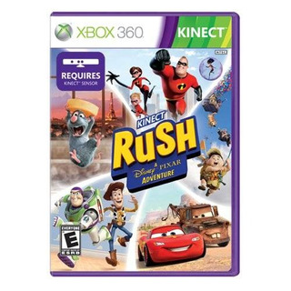 Kinect Rush: Una Aventura Disney Pixar - Xbox 360