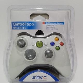 Control Tipo Xbox Para Pc