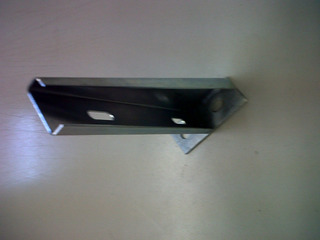 Soporte Reforzado Para Bandeja Perforada De 20cm X 3 Mts.