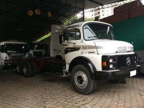 Mb 1314 89/89 Turbo Troco Por Carro Ou Camionete Ou Iveco