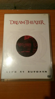 Dream Theater Dvd Live At Budokan