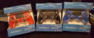 Control Dual Shock 4 Original Nuevo Sellado,totalmente Nuevo