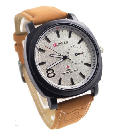 Relógio Quartz Masculino Curren