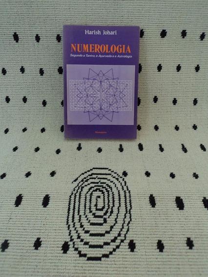 Livro Numerologia-tantra Ayurveda E Astrologia-raridade!