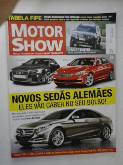 Revista Motor Show N° 340 - Julho 2011 - Frete Grátis