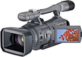 Câmera Sony Hdr-fx7