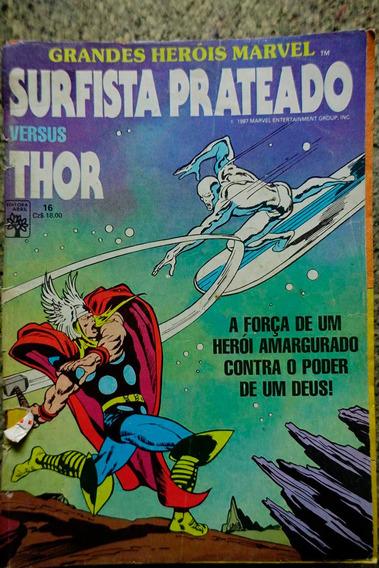 Grandes Heróis Marvel 16
