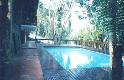 Casa Residencial À Venda, Chácaras Embu Colonial, Embu Das Artes - Ca0915. - Ca0915