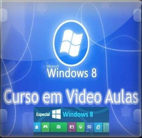 Curso Do Windows 8 Em Video Aulas