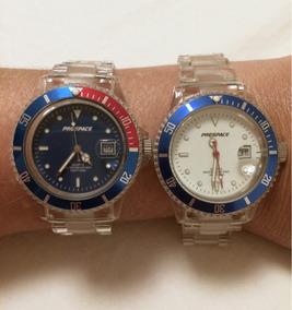 Relógio Prospace Toy Wacht Cristal Feminino Novo Promoção