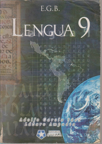Lengua 9 Egb Garcia Saez - Ampudia