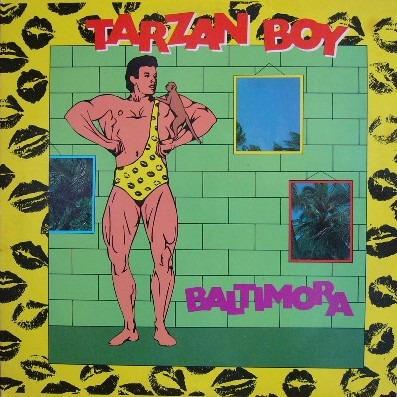 Baltimora Tarzan Boy 12 Import Us 1985 3 Versoes