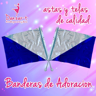 Par De Banderas - Danza Cristiana - Danzar-t