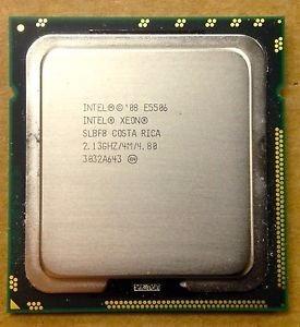 Processador Intel Xeon E5506 2.13ghz Lga1366 T410 T610 R710