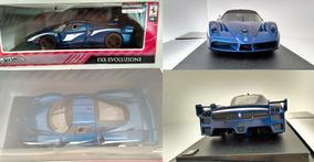 Hot Wheels - Ferrari - Ferrari Fxx Evoluzione - Escala 1/18