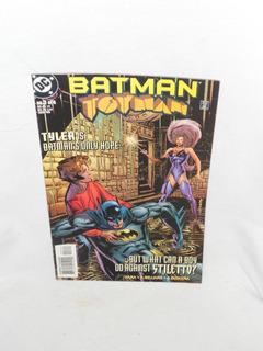 Batman, Toyman No. 3 De 4. Dc Comics 1999.