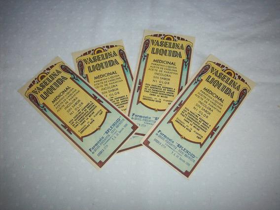Etiquetas Antiguas Para Frascos Farmacia