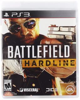 Battlefield Hardline - Digital - Ps3 - Manvicio Store