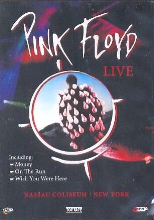 Pink Floyd - Live Nassau Coliseum - New York Dvd - Sb