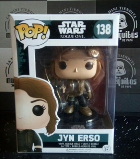Funko Pop Jyn Erso Star Wars