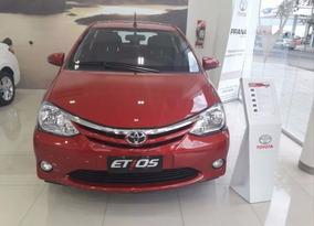 Toyota Etios 0 Km 2017 Entrega Inmediata Tasa 0 % (mr)