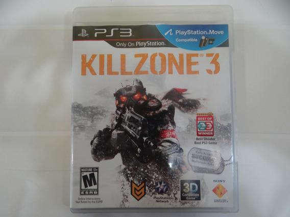 Killzone 3 - Ps3 - Completo!